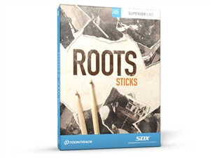ToonTrack TT157 Roots SDX - Sticks