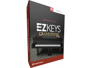 ToonTrack EZkeys Grand Piano