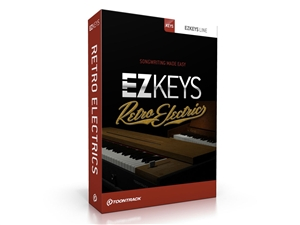 ToonTrack EZ Keys Retro Electrics