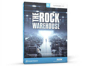 ToonTrack TT269 The Rock Warehouse SDX