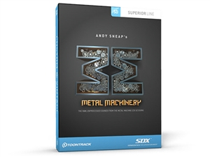ToonTrack TT302 Metal Machinery SDX