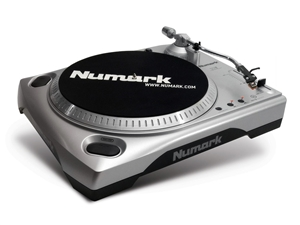 Numark TTUSB - Turntable with USB output