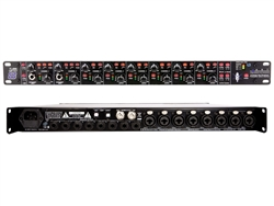 ART Audio TubeOpto8 - 8-Channel Tube PreAmp w/ ADAT