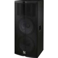 Electro-Voice TX2152, 1000 watts, dual 15-inch two-way, passive speaker