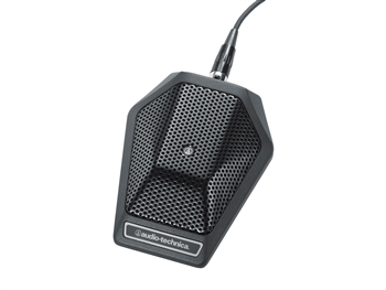 Audio-Technica U851RO - Omni Condenser boundary Microphone with integral power module, phantom power only