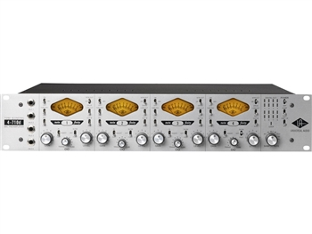 Universal Audio 4-710d Four-Channel Mic Preamp w/Dynamics