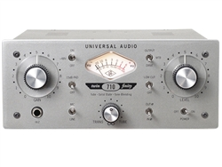 Universal Audio 710 Twin-Finity Mic Pre and DI Box
