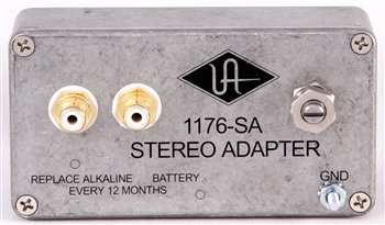 Universal Audio 1176-SA, Stereo link adapter for 2 1176 units