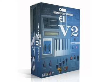 OMI Universe of Sounds EII V2 Kontakt, Q Up Arts