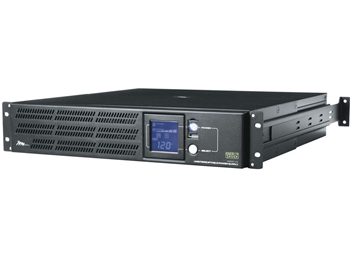 Middle Atlantic UPS-1000R - Uninterruptible Power Supply, 1000VA / 750W UPS