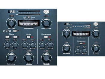 URS 1970 Classic Compressor Limiter Native (Download Version)