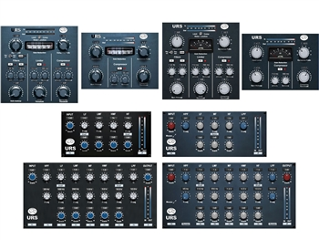URS Classic Console EQ and Compressor Bundle TDM (Download Version)