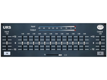 URS Classic Console N12 Series EQ Native (Download Version)