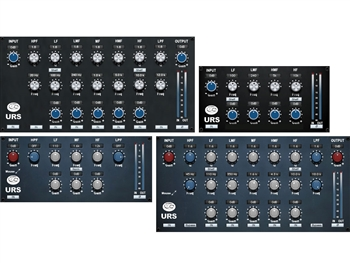 URS Classic Console EQ TDM Bundle (Download Version)