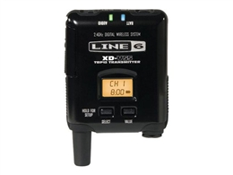 Line 6 V55-BP - 12-Channel 2.4GHz Digital Wireless bodypack Transmitter