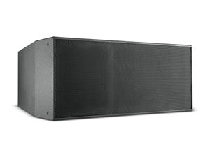 JBL VLA601H - 3-way horn-loaded line array system