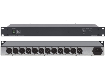 Kramer VM-1110xl - 1:5 (B) Stereo or 1:10 (B) Mono Audio Distribution Amplifier (XLRs)