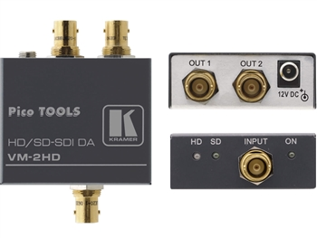 Kramer VM-2HD 1:2-SDI & HD-SDI Distribution Amplifier