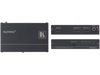 Kramer VM-2Hxl - 1:2 HDMI Distribution Amplifier