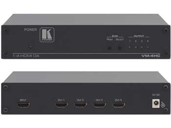 Kramer VM-4HC 1:4 HDMI Distribution Amplifier