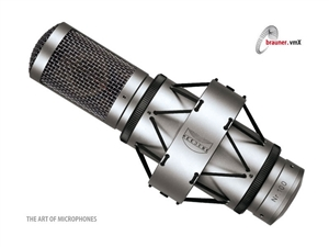 Brauner VMX Pure Cardioid Professional Tube Recording Microphone
