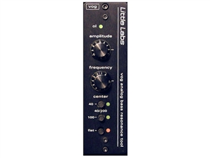 Little Labs VOG (Voice Of God) Bass Resonance Tools for 500 Series