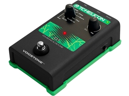 TC Helicon VoiceTone D1 - Vocal Doubling and Detune Effects Pedal
