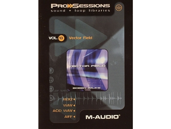 M-Audio ProSessions Vol. 13- Vector Field