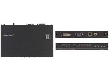 Kramer VP-417 Video to Computer Graphics, DVI & HDTV Digital Scaler