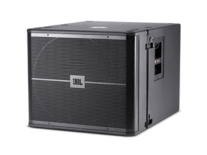 "JBL VRX918S - 18"" compact, flying subwoofer"