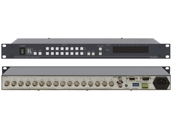 Kramer VS-88V - 8x8 Composite Video Matrix Switcher