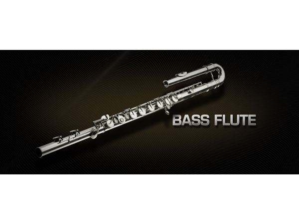 Vienna Symphonic Library Bass flute Full