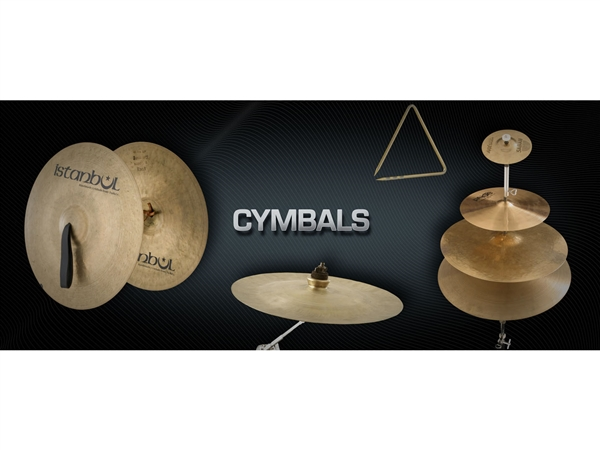 Vienna Symphonic Library Cymbals Full