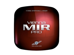 Vienna Symphonic Library Vienna MIR PRO (requires at least one of the RoomPack's)