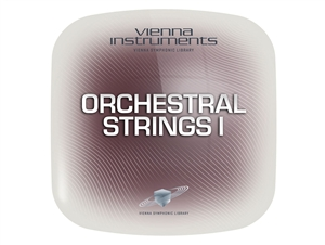 Vienna Symphonic Library Orchestral Strings I Upgrade to Full Library (formerly Extended Library)