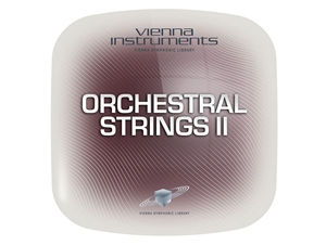 Vienna Symphonic Library Orchestral Strings II Standard