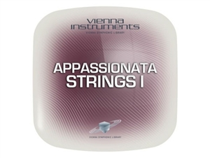 Vienna Symphonic Library Appassionata Strings I Upgrade to Full Library (formerly Extended Library)