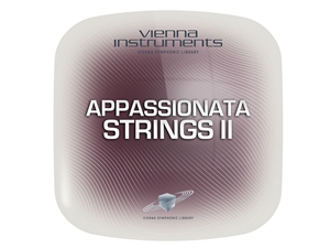 Vienna Symphonic Library Appassionata Strings II Upgrade to Full Library (formerly Extended Library)