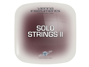 Vienna Symphonic Library Solo Strings II Full