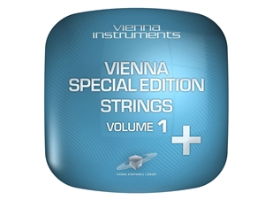 Vienna Symphonic Library Special Edition Vol. 1 Strings PLUS