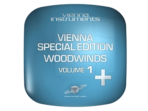 Vienna Symphonic Library Special Edition Vol. 1 Woodwinds PLUS