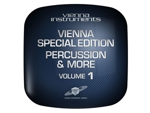 Vienna Symphonic Library Special Edition Vol. 1 Percussion & More