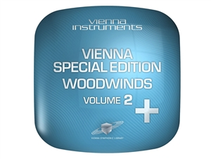 Vienna Symphonic Library Special Edition Vol. 2 Woodwinds PLUS