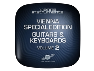 Vienna Symphonic Library Special Edition Vol. 2 Guitars & Keyboards