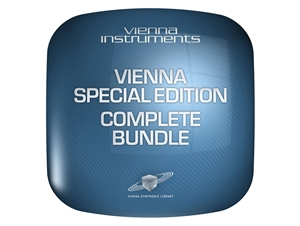 Special Edition Complete Bundle (All Volumes), Vienna Symphonic Library