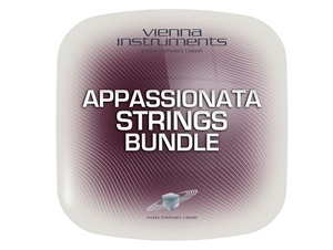 Vienna Symphonic Library Vienna Appassionata Strings Bundle Upgrade to Full Library (formerly Extended Library)