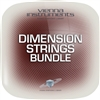 Vienna Dimension Strings VSLVB5  Bundle Standard, Vienna Symphonic Library