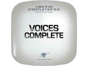 Vienna Symphonic Library Vienna Voices Complete Full