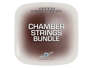 Vienna Chamber Strings Bundle Upgrade to Full Library, Vienna Symphonic Library