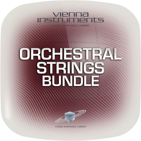 Vienna Orchestral Strings Bundle Standard, Vienna Symphonic Library